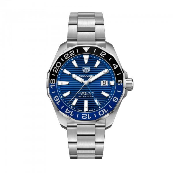 Aquaracer GMT