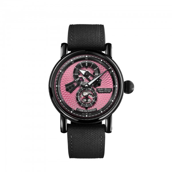 Flying Regulator Open Gear Pink Panther