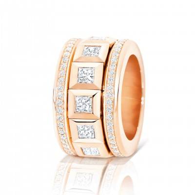 Tamara Comolli Ring Curriculum Vitae Diamonds