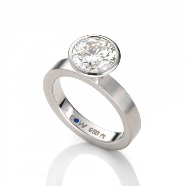 Solitaire Alpenring