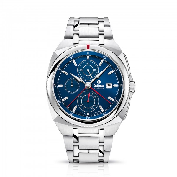 Saxon One Chronograph