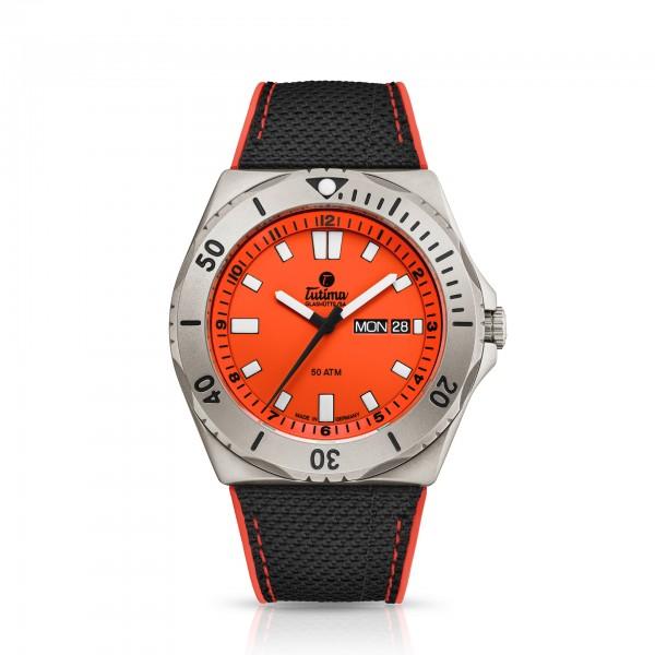 M2 Seven Seas Signal Orange