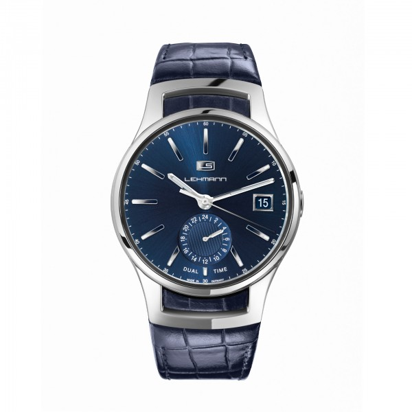 Intemporal Dual Time