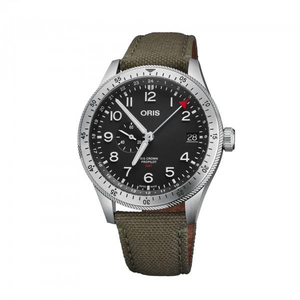 Big Crown ProPilot Timer GMT